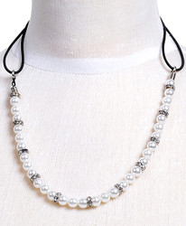 Cluster Necklace Pearls - IMJS0125