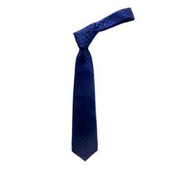 Boy's Blue  Geometric/Polka Dot Fashion Tie - MPWB3303-BL4
