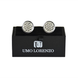 Premium Brass Boxed Cufflinks CL1408