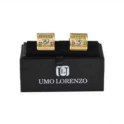 Premium Brass Boxed Cufflinks CL1418