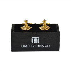 """Medical Symbol"" Novelty Cufflinks NCL1505"
