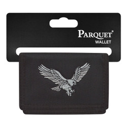 Men's Polyester Tri-fold Velcro Wallets MW10110