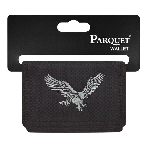 Men's Polyester Tri-fold Velcro Wallets MW10110
