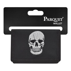 Men's Polyester Tri-fold Velcro Wallets MW10114