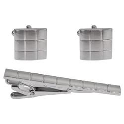 Cufflink and Tie Bar Set CTB2504