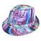 Unisex Sequin Fedora Hat H5644