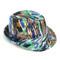 Unisex Sequin Fedora Hat H5645