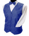 Paisley Men's Poly Woven Vest PMV3310