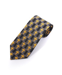 """Cross"" Novelty Tie NV4437-CHRC"