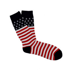 American Flag Novelty Socks NS1310