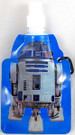 Star Wars R2-D2 (R2D2) Collapsible Water Bottle