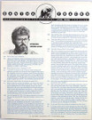 1980 Star Wars Official Fan Club Newsletter Bantha Tracks #8