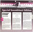 1986 Star Wars Official Fan Club Newsletter Bantha Tracks #34 w/Record