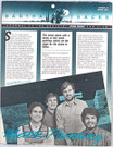 1984 Star Wars Official Fan Club Newsletter Bantha Tracks #23