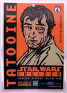 Star Wars Insider Badge #4 Tatooine Wuher The Bartender