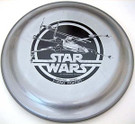 1978 Star Wars X-Wing Fighter Pine-Sol Frisbee, Unused