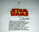 1978 Star Wars Clarks Shoe Bag