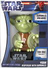 Star Wars Yoda Gumball Dispenser / Machine w/ Sound