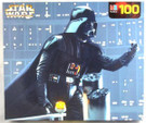 Star Wars Darth Vader w/Hand Raised 100 pc Puzzle