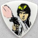 Star Wars Luke Skywalker Guitar Pick 1mm Brand New