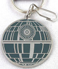 Star Wars Death Star Metal Enamel Key Chain