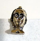 1978 Star Wars C-3PO loose scatter pin