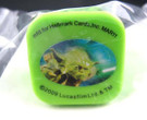 Star Wars Hallmark Yoda Plastic Ring Sealed