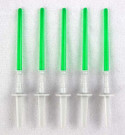 Star Wars Bakery Crafts 5 Green Lightsaber Cake Decorating Picks