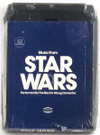 1977 Star Wars Music Electric Moog Orchestra 8-Track Tape Sealed #1