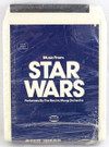 1977 Star Wars Music Electric Moog Orchestra 8-Track Tape Sealed #2