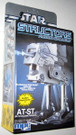 1983 Star Wars ROTJ AT-ST Structors Model Kit Unused in Box