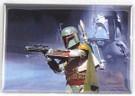 "Star Wars Classic Boba Fett Magnet 2x3"""
