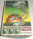 "1983 Star Wars Japan Bootleg AT-ST ""Armored Walker"" Unused Model Kit"