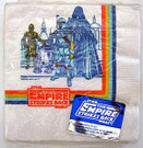 1980 Star Wars ESB Beverage Size Napkins Pack