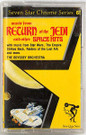 1983 Star Wars Music from ROTJ & Other Space Hits SQN Cassette Open