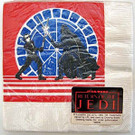 1983 Star Wars ROTJ Beverage Size Napkins Pack