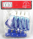 1983 Star Wars ROTJ Party Favor Blowouts Darth Vader 4 pack