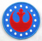 Star Wars Rebel Alliance Logo Embroidered Patch