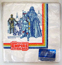 1980 Star Wars ESB Luncheon Size Napkins Pack