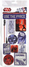 Star Wars ESB 30th Anniversary Chipboard Sticker Sheet 5x12""