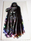 1983 Star Wars ROTJ Vending Machine Prism Darth Vader Sticker #2