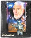 Star Wars Episode 2 Jango Fett School Folder Unused