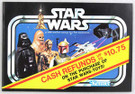 1979 Star Wars Kenner Cash Refunds Catalog Booklet Vintage