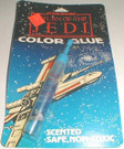 1983 Star Wars ROTJ Color Glue Sealed on card.