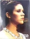 1977 Star Wars Princess Leia / Luke Skywalker School Folder