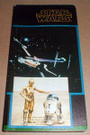 1978 Star Wars Japan X-Wing & C-3PO/R2-D2 Notebook, unused