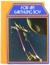 "1977 Star Wars Halloween X-Wing ""Earthling Boy"" Card"