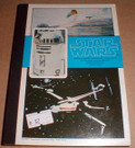 1978 Star Wars Japan Landspeeder, R2-D2, X-Wing Notebook, unused