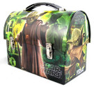 Star Wars Yoda Workmans Carry All Tin with Handle, Unused