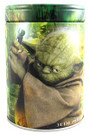 Star Wars Yoda Jedi Master Round Tin Coin Bank